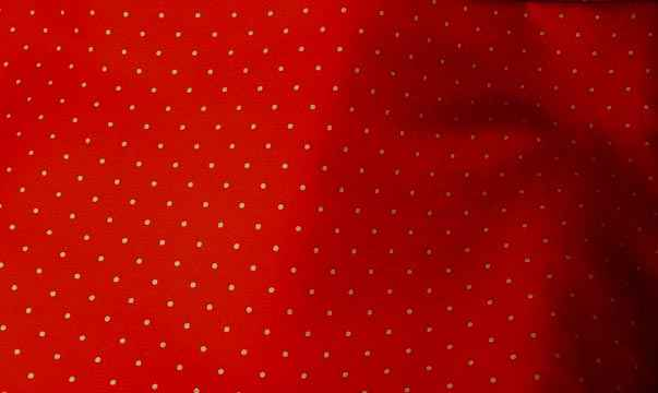 Cowboy Polka Dot Red Scarf
