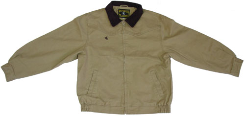 Men's Canvas Summer Jacket